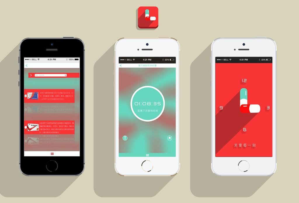 App mobile santé