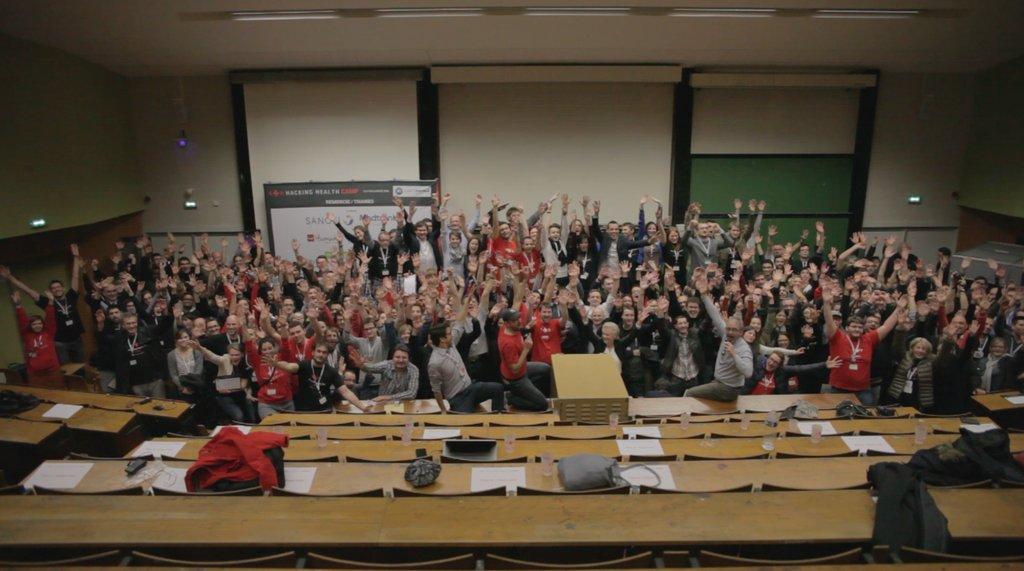 #HHCamp #Strasbourg # 2016