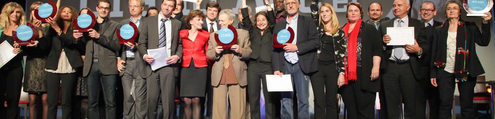 Les Lauréats des Trophées de la Silver Night 2016