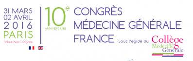 CMGF - Congrès de la médecine générale France - Calendovia