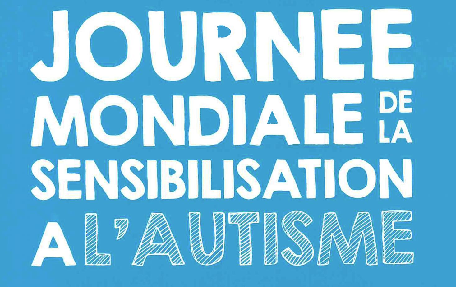 Journée mondiale de sensibilisation autisme - Calendovia