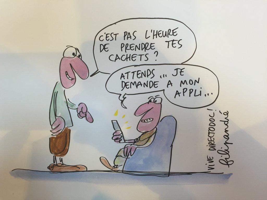 PHW16 Paris Healtcare Week 2016 Filipandré Directodoc