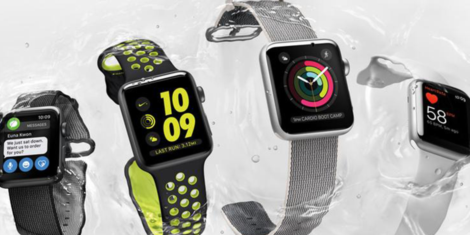 Apple Watch Series 2 : Keynote - Weeklysanté