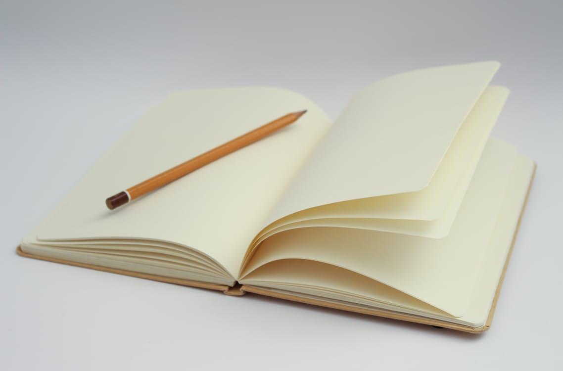 livre ouvert page blanche vide telemedecine vide juridique