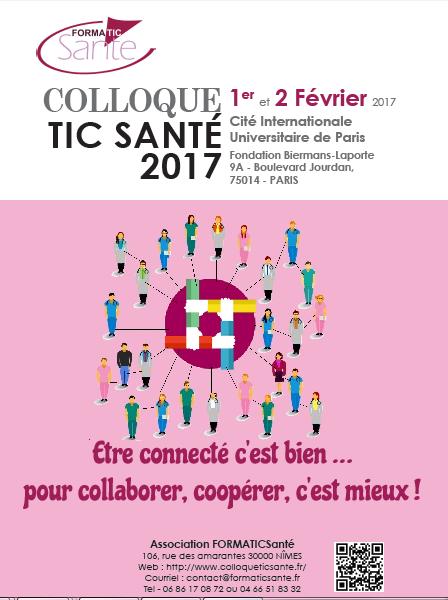 colloque-tic-sante-2017-affiche